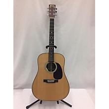 Martin 2017 Custom HD28 VTS Acoustic Guitar