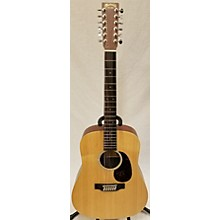Martin 2017 D12X1 12 String Acoustic Guitar