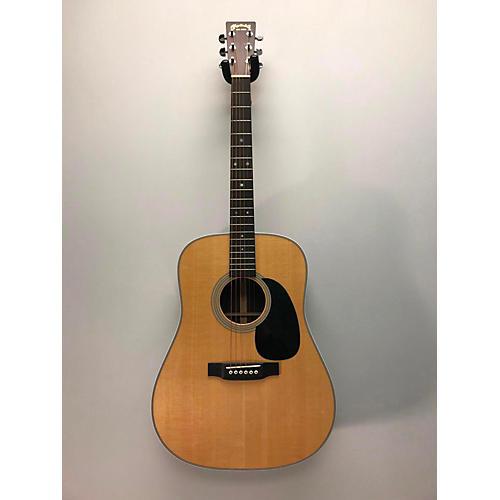 used martin 2017 d28 acoustic guitar guitar center. Black Bedroom Furniture Sets. Home Design Ideas