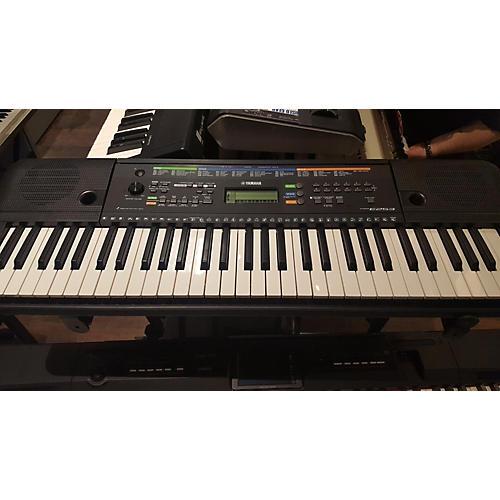 used yamaha 2017 e253 keyboard workstation guitar center