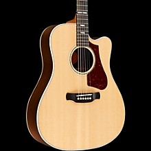 Gibson 2017 High Performance 735 R Square Shoulder Dreadnought Acoustic-Electric Guitar Natural