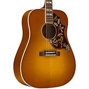 Gibson 2017 Hummingbird Square Shoulder Dreadnought Acoustic-Electric Guitar