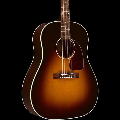 Gibson 2017 J-45 Standard Slope Shoulder Dreadnought Acoustic-Electric Guitar Vintage Sunburst