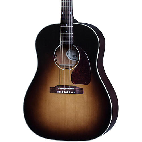 Gibson 2017 J-45 Standard Slope Shoulder Dreadnought Acoustic-Electric Guitar-thumbnail