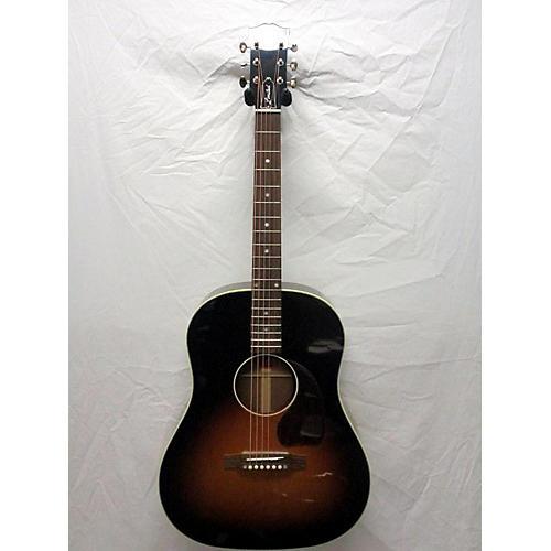 used gibson 2017 j45 12 fret acoustic guitar sunburst guitar center. Black Bedroom Furniture Sets. Home Design Ideas