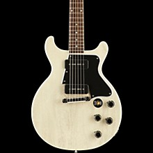 2017 Limited Run Les Paul Special Double Cut Electric Guitar TV White 5-ply Black Pickguard