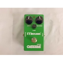 Maxon 2017 OD808 Overdrive Effect Pedal