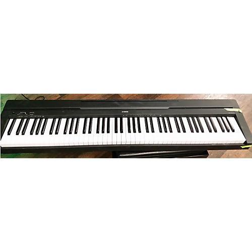 used yamaha 2017 p 45 keyboard workstation guitar center