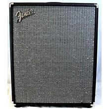 Fender 2017 Rumble V3 500W 2x10 Bass Combo Amp