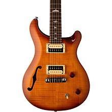 2017 SE Custom 22 Semi-Hollow Electric Guitar Vintage Sunburst