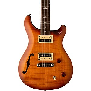 PRS 2017 SE Custom 22 Semi-Hollow Electric Guitar by PRS