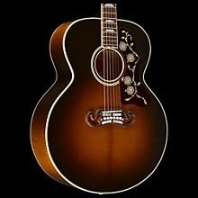 Gibson 2017 SJ-200 Vintage Super Jumbo Acoustic Guitar Vintage Sunburst