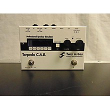 Two Notes Audio Engineering 2017 TORPEDO C.A.B Direct Box