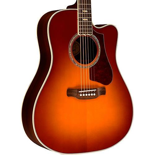 gibson 2018 hummingbird supreme ag acoustic electric guitar rosewood burst guitar center. Black Bedroom Furniture Sets. Home Design Ideas