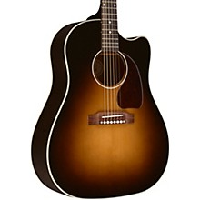 Gibson 2018 J-45 Electric Cutaway Acoustic-Electric Guitar