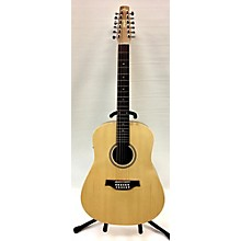 Seagull 2018 WALNUT 12 SG 12 String Acoustic Electric Guitar