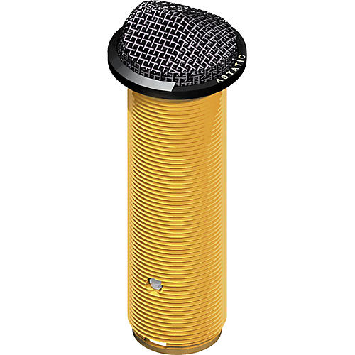 Astatic by CAD 201R Mini Cardioid Installation Boundary Microphone