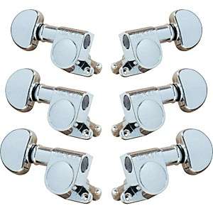 Grover-Trophy 205C 3-Per-Side Mini Tuners