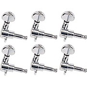 Grover-Trophy 205C6 6-In-Line Guitar Tuning Keys