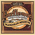 Ernie Ball 2065 Earthwood 80/20 Bronze Mandolin Medium Strings  Thumbnail