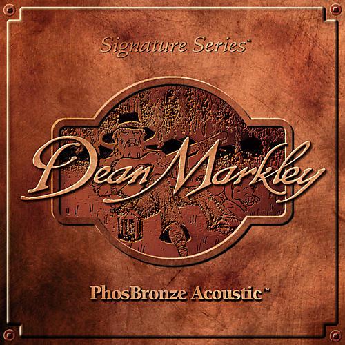 Dean Markley 2067A PhosBronze Medium TMD Acoustic Guitar Strings
