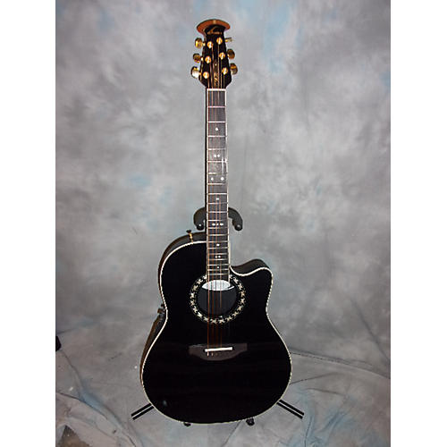 Ovation 2077LX Acoustic Electric Guitar-thumbnail