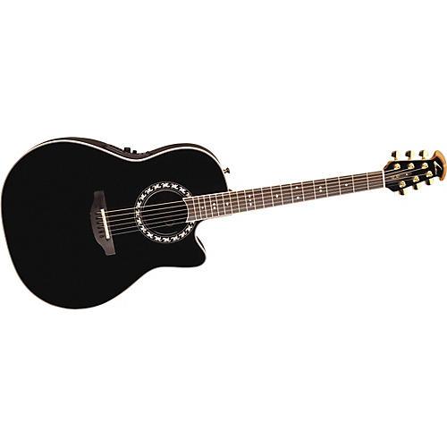 Ovation 2077LX Legend Contour Bowl Acoustic-Electric Guitar-thumbnail