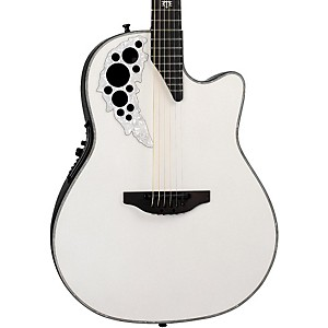 Ovation 2078ME-6P Melissa Etheridge Signature Acoustic-Electric Guitar by Ovation