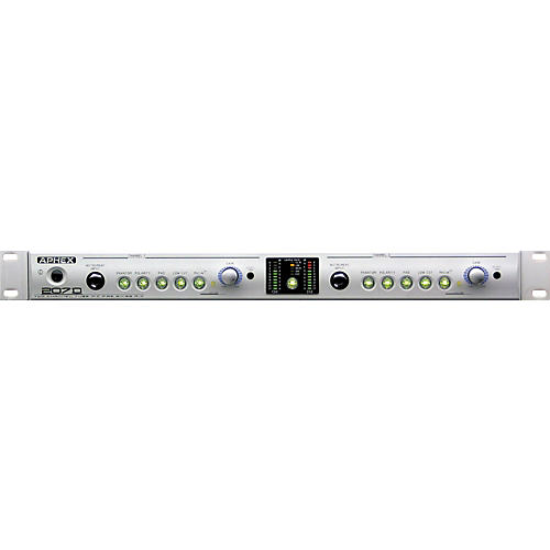 Aphex 207D Tube Microphone/Instrument Preamp with Digital Out
