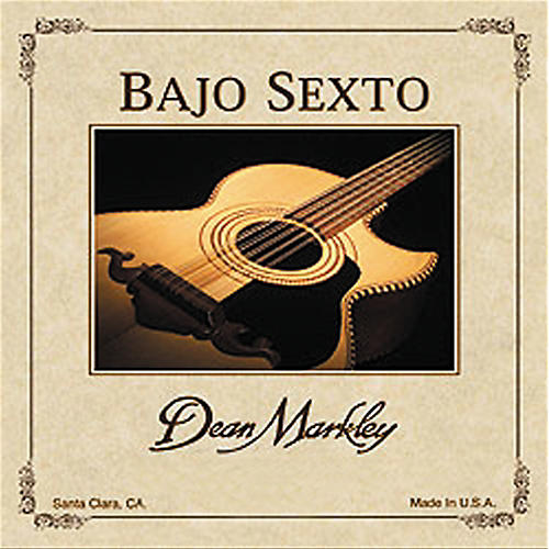 Dean Markley 2095 Bajo Sexto Acoustic Guitar Strings-thumbnail