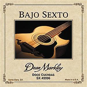 Dean Markley 2096 Bajo Sexto SX 12 String Acoustic Guitar Strings by Dean Markley