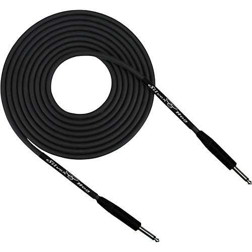 Rapco 20GA CABLE SilverHOG Silver-Plated Instrument Cable