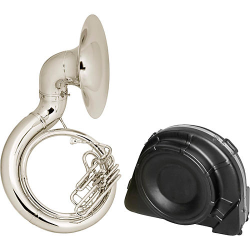Conn 20K Series Brass BBb Sousaphone 20KW Lacquer with Case-thumbnail