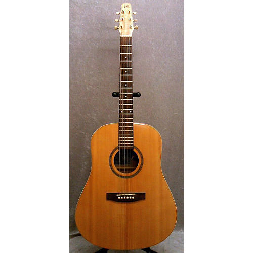 Seagull 20TH ANNIVERSAIRE Acoustic Guitar-thumbnail