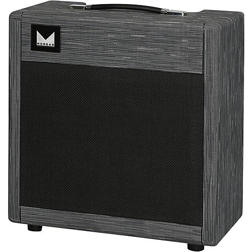 Morgan Amplification 20W 1x12 Combo British Style 2xEL-84 with Power Scaling - G12H-75 Creamback-thumbnail