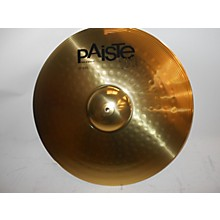 Paiste 20in 101 Special Ride Cymbal