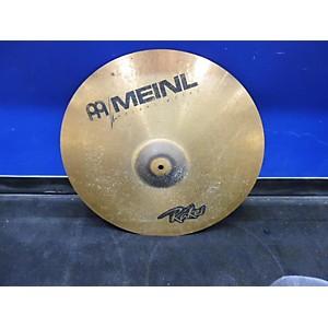 Pre-owned Meinl 20 inch 20 MEDIUM RIDE Cymbal by Meinl