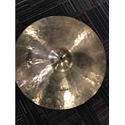 """Wuhan 20in 20"""" Medium Ride Cymbal"""
