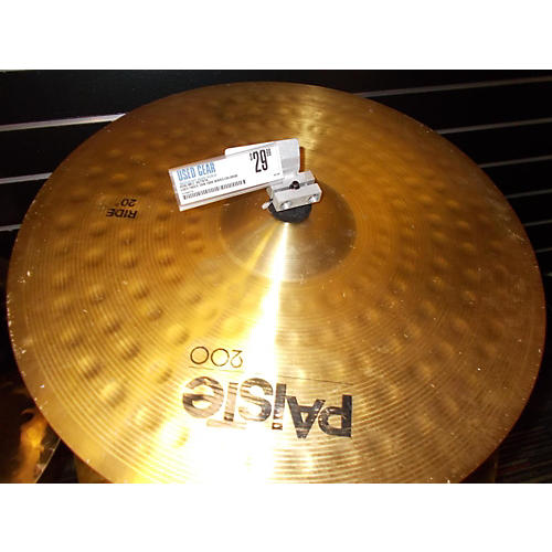 Paiste 20in 2000 Series Colorsound Crash Ride Cymbal-thumbnail