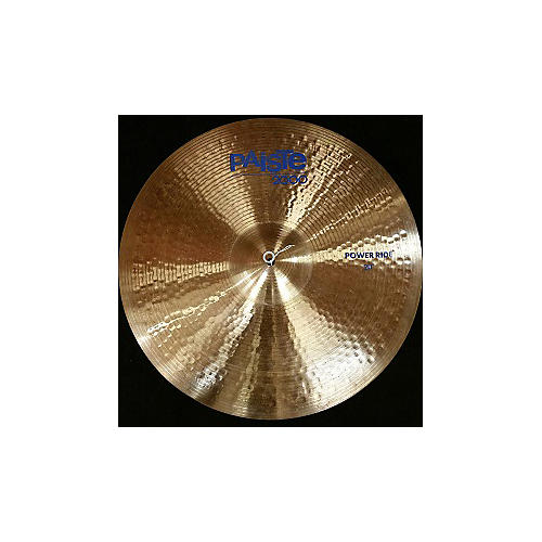 Paiste 20in 2000 Series Colorsound Power Ride Cymbal
