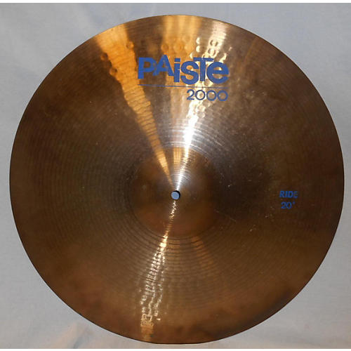 Paiste 20in 2000 Series Colorsound Ride Cymbal