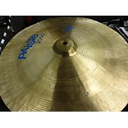 Paiste 20in 2000 Series Mellow China Cymbal