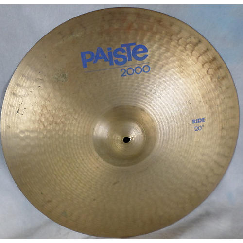 Paiste 20in 2000 Series Ride Cymbal-thumbnail