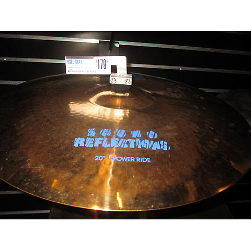 Paiste 20in 2000 Sound Reflections Power Ride Cymbal
