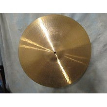 Paiste 20in 2002 Back Stamp Ride Cymbal
