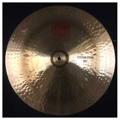 Paiste 20in 2002 CHINA TYPE Cymbal-thumbnail