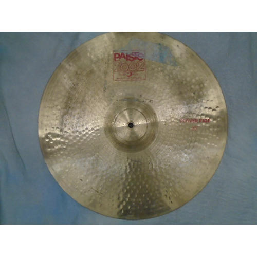 Paiste 20in 2002 Power Ride Cymbal  40