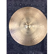 Paiste 20in 2002 Ride Cymbal