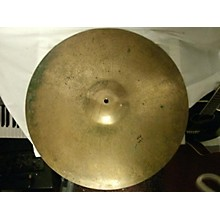 Miscellaneous 20in 20in Heavy Ride Cymbal
