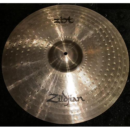 Zildjian 20in 20in ZBT Crash Cymbal Cymbal